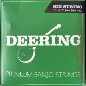 deering gitarrbanjo