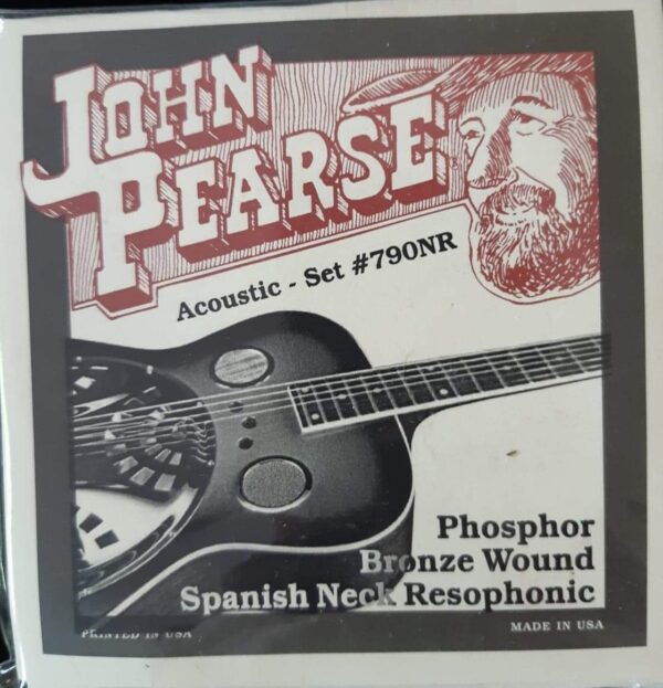 John Pearse 790NR